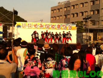 2011年ひなせみなとまつり花火大会01