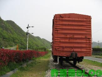 片上鉄道の旧貨車03